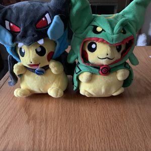 Pikachu's in Costume for Sale in Everett, WA