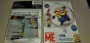 Despicable me balloon new ! for Sale in Lemon Grove, CA