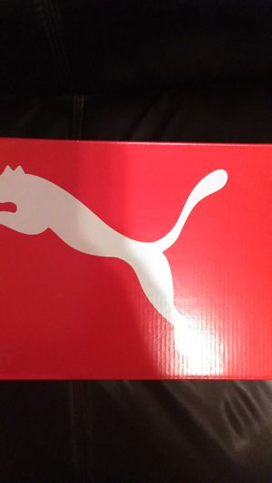 Puma Black Size 12 for Sale in Bakersfield, CA