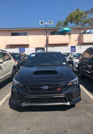 2018 Subaru WRX STI for Sale in Santa Monica, CA