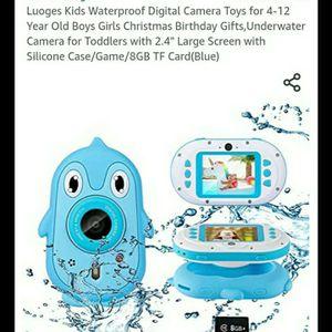 Kids Waterproof Digital Camera for Sale in Modesto, CA
