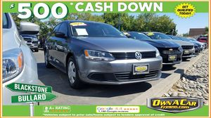 2014 Volkswagen Jetta Sedan for Sale in Fresno , CA