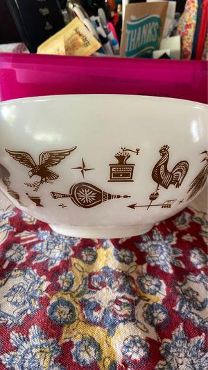 Pyrex Cinderella mixing bowls for Sale in San Diego, CA