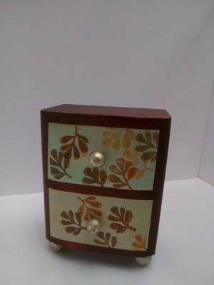 wooden jewelry box for Sale in Saugus, MA