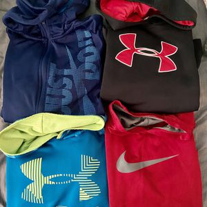 Boys Hoodies Large 12/14 for Sale in Grayslake, IL
