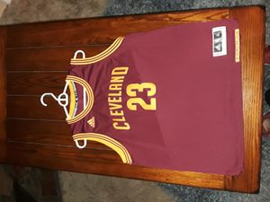 Lebrom James Adidas Cleveland Cavaliers jersey for Sale in La Vergne, TN