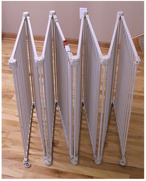 2 of Regalo 192-Inch Super Wide Adjustable Baby Gate and Play Yard, 4-In-1 for Sale in Fairfax, VA