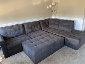 Sectional couch for Sale in Toms River, NJ