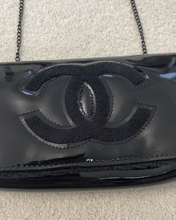 Black Chanel VIP beauty bag for Sale in Wilmington,  NC