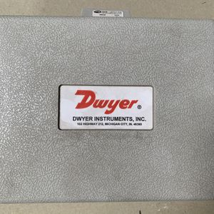 New Unused Dwyer 1212 Gas Pressure Kit with 1211-16 Slack Tube Manometer (CS4.2) for Sale in Carmichael, CA