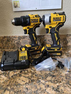 Dewalt 20v Brushless Drill/Driver Set for Sale in Lodi, CA