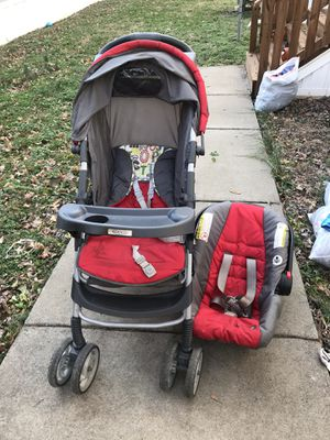 Baby stroller with car seat for Sale in Nashville, TN