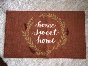 New Farmhouse Country Home Sweet Home Door Mat Rug for Sale in San Bernardino, CA