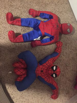 Large Spider-Man stuffed toys for Sale in Winter Haven, FL
