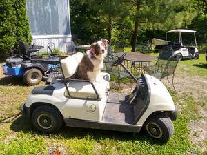 Yamaha gas golf cart for Sale in Grove, OK