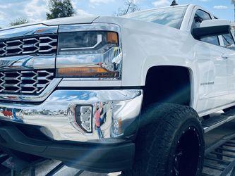 2016 Chevrolet Silverado LT Lifted RWD for Sale in Whittier,  CA