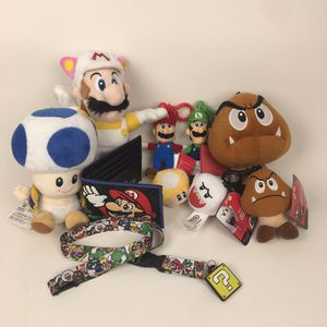 Super Mario Bundle Set for Sale in Glen Burnie, MD