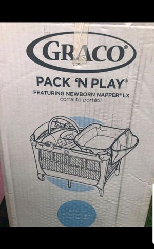 Like new- Graco Pack and Play for Sale in Elizabeth, NJ