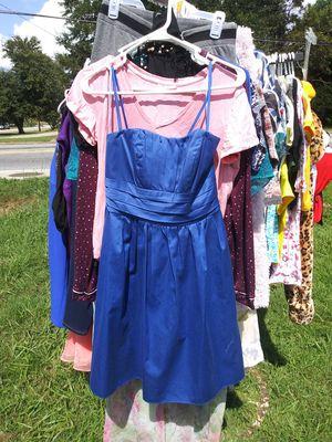 Beautiful Blue dress 4 u for Sale in Rex, GA