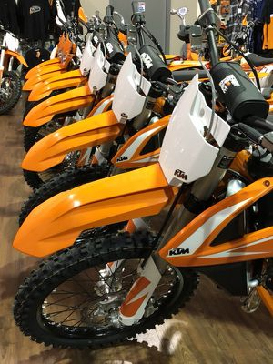 2018 KTM MOTORCYLES for Sale in Tyngsborough, MA