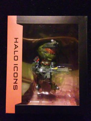 Halo Lootcrate screen shots,gamer figure, gift for Sale in Los Angeles, CA