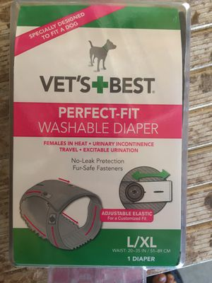 Dog diaper underwear for Sale in Corona, CA