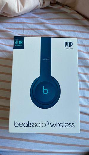 Beats Solo 3 Wireless for Sale in Austell, GA