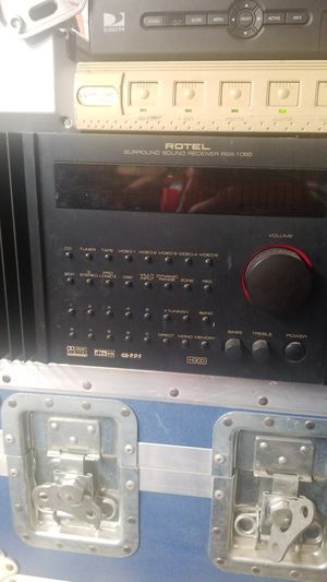 Rotel RSX-1065 for Sale in West Covina, CA
