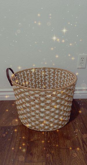 Basket for Sale in Hemet, CA
