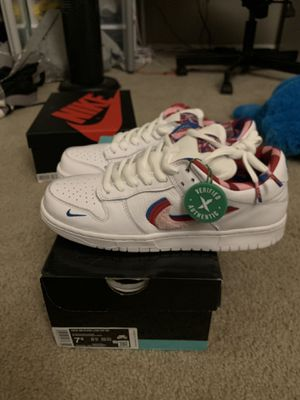 Nike X parra sb dunk low size 7.5 DS for Sale in Anaheim, CA