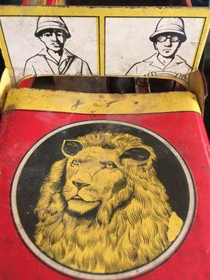 Vintage Marx Jeep toy car collection for Sale in El Paso, TX