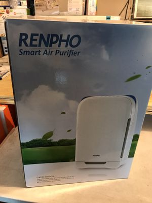 Renpho smart air purifier for Sale in Indianapolis, IN