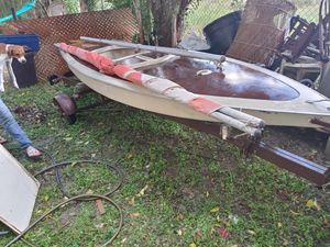 Scorpion sailboat with trailer for Sale in Universal City, TX