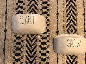 Rae Dunn Dunn ceramic planters 🤍 for Sale in Phoenix, AZ