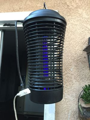 Insect killer light for Sale in Fontana, CA