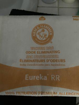 Vacuum bag eureka RR for Sale in Clovis, CA
