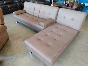 New Adjustable Sofa & Chaise for Sale in Orlando, FL