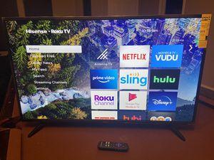 43inch Hisense Roku Tv for Sale in Phoenix, AZ