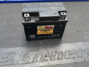 Atv or dirt bike battery for Sale in New Port Richey East, FL