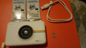 Polaroid snap touch camera for Sale in Rialto, CA