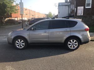 Needs Transmission and Battery 2007 Subaru B9 Tribeca for Sale in Philadelphia, PA