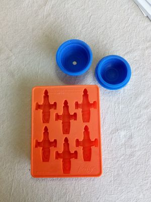 Firefly Serenity Star Wars Ice Trays Molds for Sale in Tumwater, WA