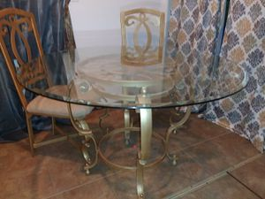 Table and chairs set or individual Pieces for Sale in TEMPLE TERR, FL