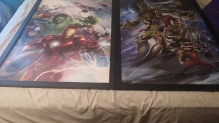 Picture of superheroes for Sale in San Angelo,  TX