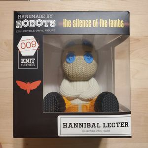 Silence Of The Lambs Hannibal Lector Knit Series #009 Handmade By Robots for Sale in Largo, FL
