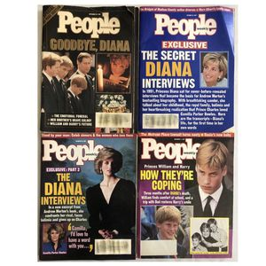 princess Diana people magazine lot of 4 for Sale in Irvine, CA