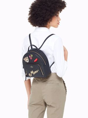 NWT Kate Spade Run Wild Leopard Tomi Backpack for Sale in Aurora, OH