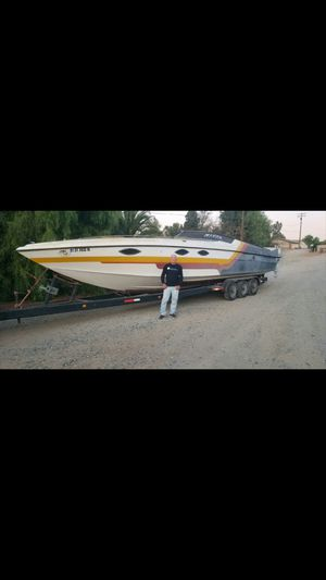 "36""SLEEKCRAFT BOAT (Nice) for Sale in Claremont, CA"