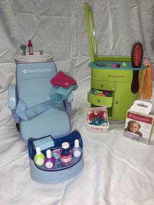 American Girl Doll Spa Set for Sale in Riverside, NJ