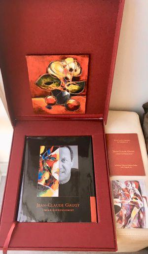 Jean-Claude Gaugy Original Painting for Sale in Atlanta, GA